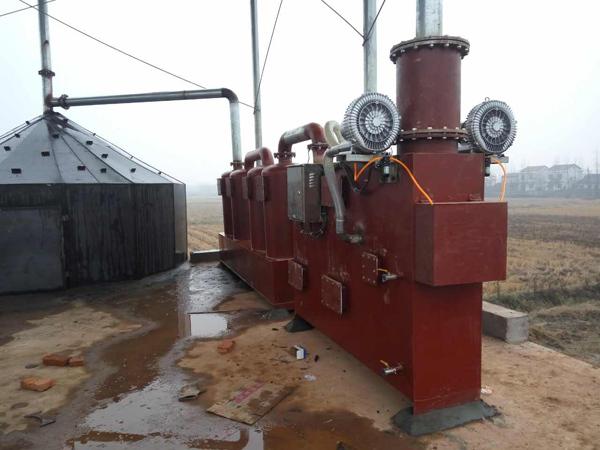垃圾焚烧炉导致煤灰积累的两个过程