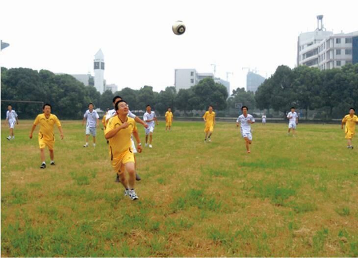 铠锐员工足球比赛