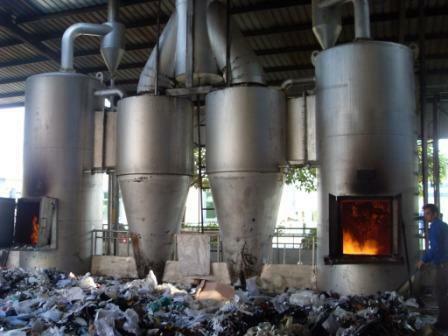 一台农村生活垃圾焚烧炉大概多少钱?