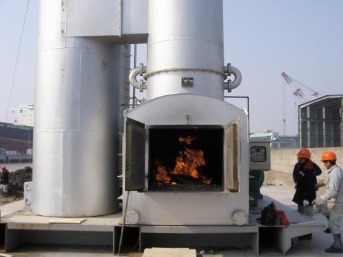 垃圾焚烧炉能否处理铸造厂废物?