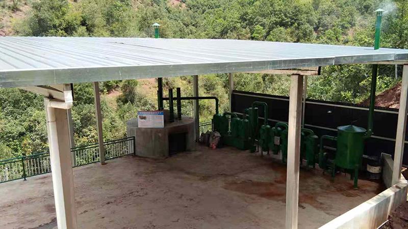 垃圾焚烧炉废物处理工艺流程说明