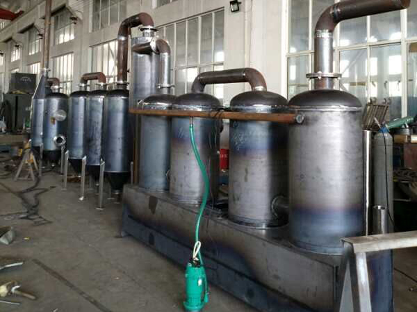 危险废物焚烧炉污染控制有哪些标准?